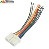 Auto Car Radio Stereo Wire Harness