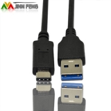 USB 3.0 Male to USB 3.1 Male Cable